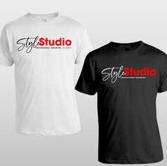 StyleStudio Brand T-Shirt design