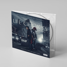 Life Choices mixtape cover