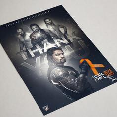 WWE Thank you