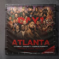 WWE Day 1 Banner 3