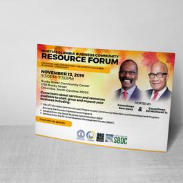Resource Forum Ad