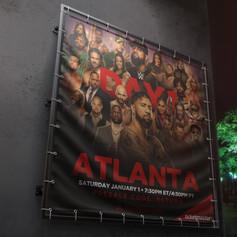 WWE Day 1 Banner 1