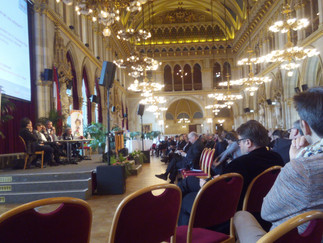 FICE Österreich freut sich der Stadt Wien zum 100 jährigen Geburtstag der MAG 11 Jugendhilfe gratuli