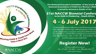 21st NACCW Biennial Conference