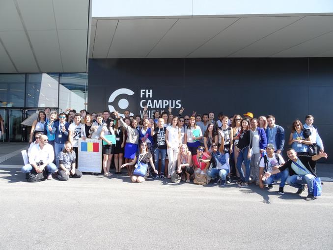 International Youth Exchange: Be the Change! für den Österreichischen Jugendpreis 2017 nominiert!