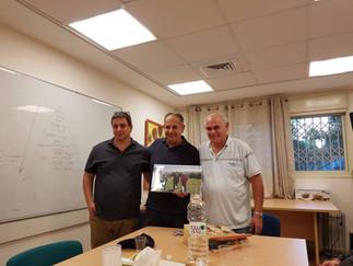 Studienreise der FICE-Österreich-Gruppe nach Israel - von 22. bis 29. Oktober 2017