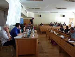 FICE International Federal Council in Belgrad, Serbien