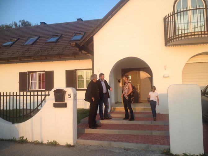 Study visit of FICE BiH to FICE Austria