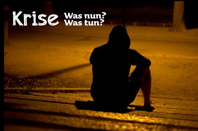 """SAVE THE DATE – FACHTAGUNG """"Krise. Was nun? Was tun?"""" am 19.03.2018 in Amstetten und am 21.03.2018 i"""