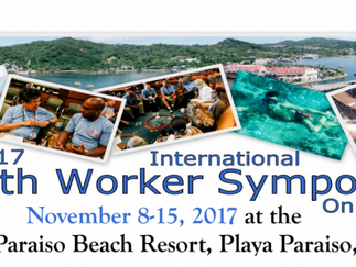 2017 International Youth Worker Symposium on the Sea