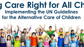 International Inter-Agency MOOC course Getting Care Right for All Children – Implementing the UN Gui
