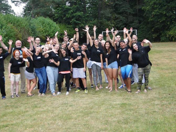 Europäischer Jugendaustausch: Land in sight! in Neu-Nagelberg