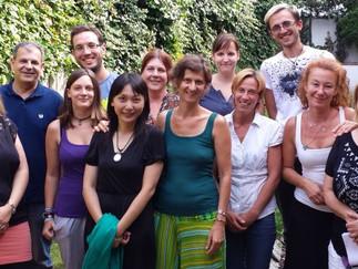 Workshops mit Winnie NG Wing-yan aus Hong Kong