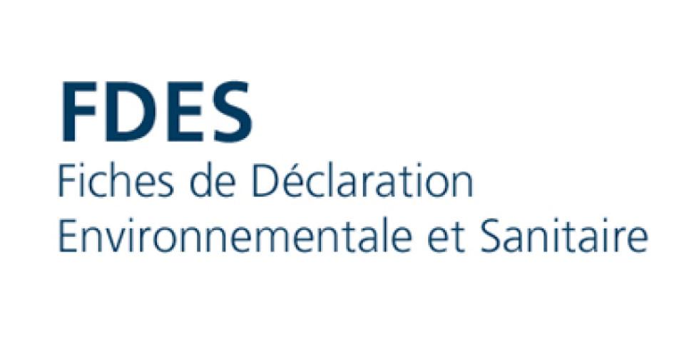 Fiches de Déclaration Environnementale et Sanitaire