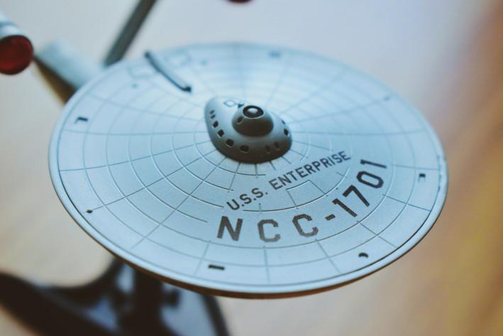 Measuring my marriage in hours of Star Trek