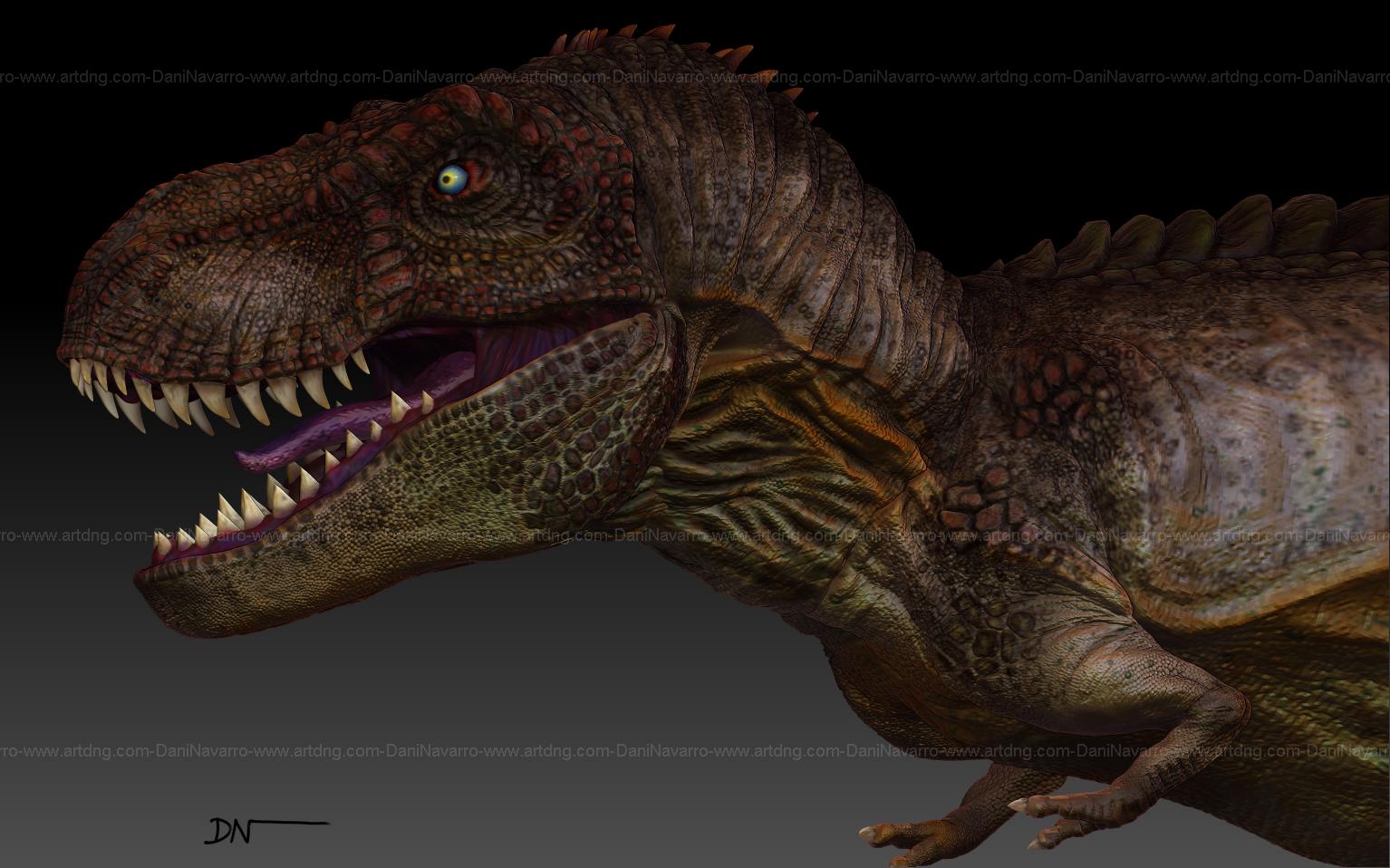 3D Rex