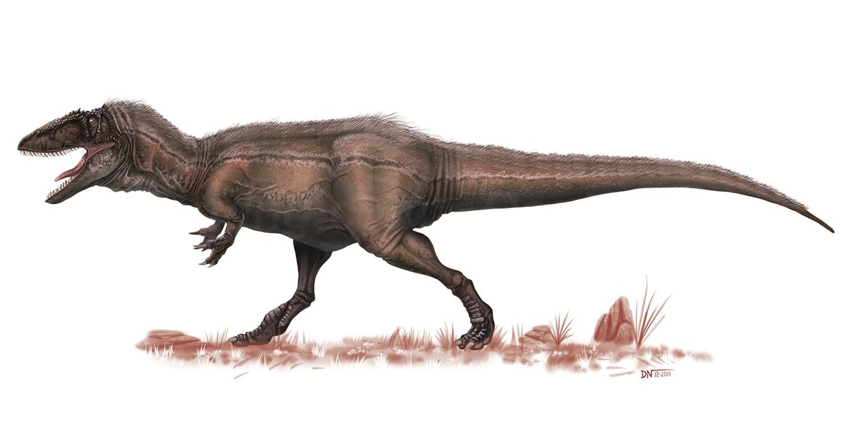 Carcharadontosaur