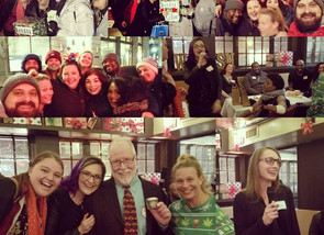 Holiday Greetings + Gratitude from ELEVATE New England