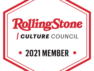 Beth Waterfall accepted to Rolling Stone Culture Council