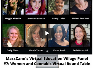 Women in Cannabis: New England Perspective with MassCANN/NORML