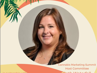 Beth Waterfall Appointed to 2020 Cannabis Marketing Summit Host Committee