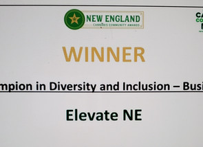 ELEVATE NE named Champions in Diversity & Inclusion