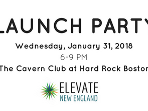 ELEVATE New England announces 2018 launch event details