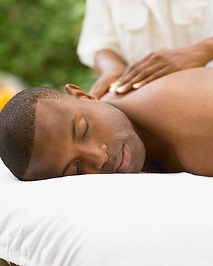 restorative massage therapy at Racinée Holistic Wellness Center | Houston, TX