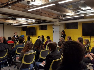 Standing Room-Only at Women Grow: Boston's First Signature Networking Event