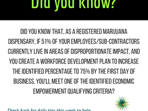 The Daily Did You Know: Workforce Development Plan Criteria
