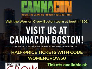 Don't miss CannaCon Boston