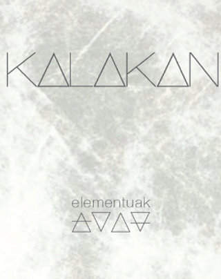DIGITAL CD - Kalakan - Elementuak II