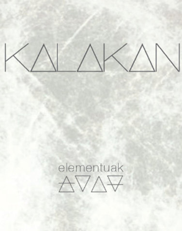 DIGITAL CD - Kalakan - Elementuak II