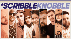 """Scribble Knobble from """"New Team Smell: Season 3"""" at iO"""