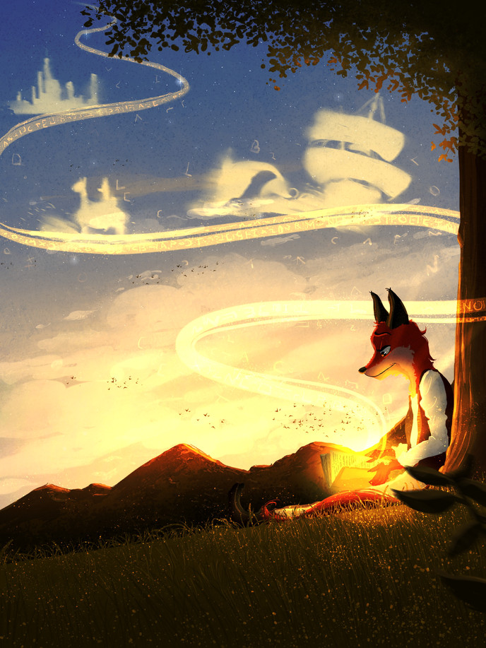 Magus of the Fox