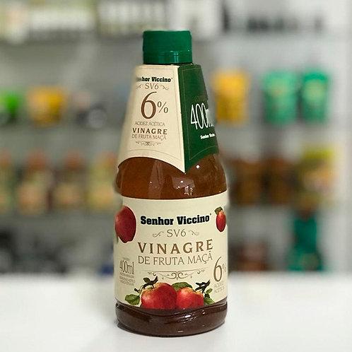 Vinagre de maçã Senhor Viccino