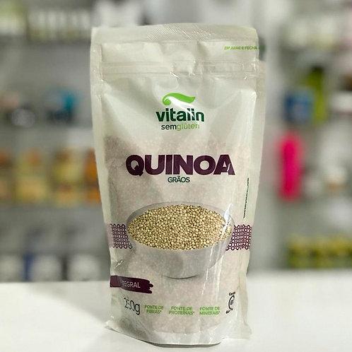 Quinoa em grãos Vitalin