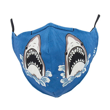 Shark Attack Mask - One Size