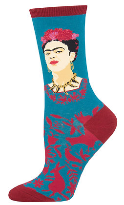 Fearless Frida - Teal