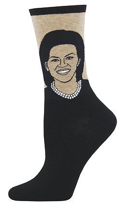 Michelle Obama - Hemp Heather