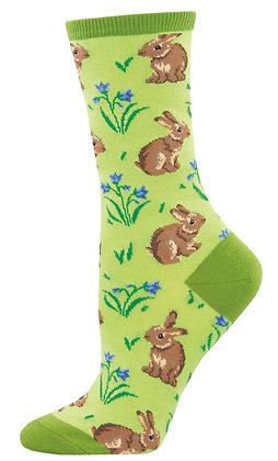 Relaxed Rabbit - Green