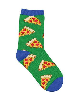Pizza - Green, Kids