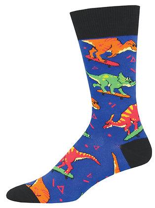 Skate Or Dinosaur - Blue
