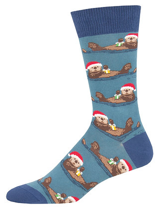 Otterly Merry - Blue