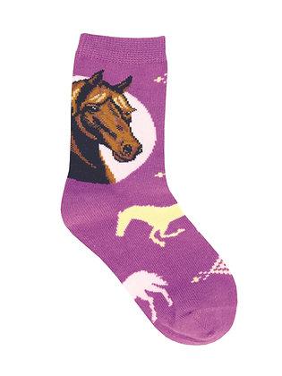 Prancing Pony - Purple,  Kids