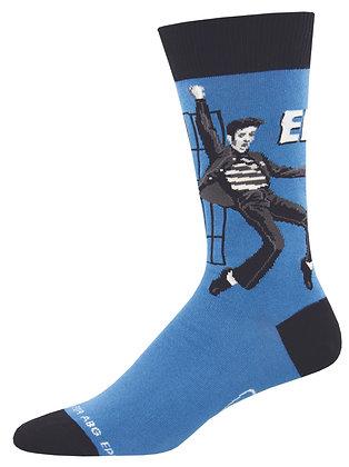 Elvis Jailhouse Rock - Blue