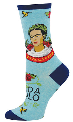 Viva La Frida - Sky Blue Heather