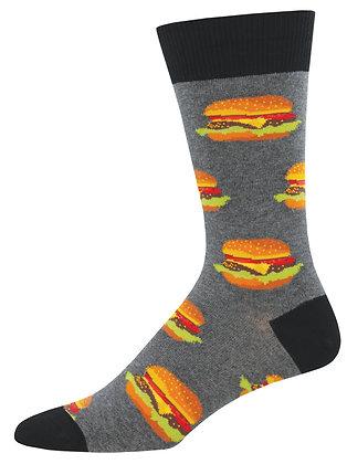 Good Burger - Heather Gray