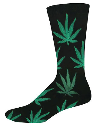 Pot Sock- Black