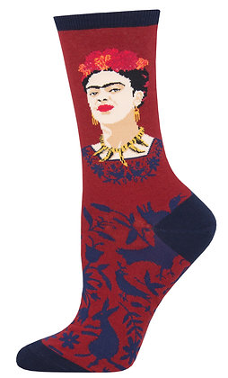 Fearless Frida - Red